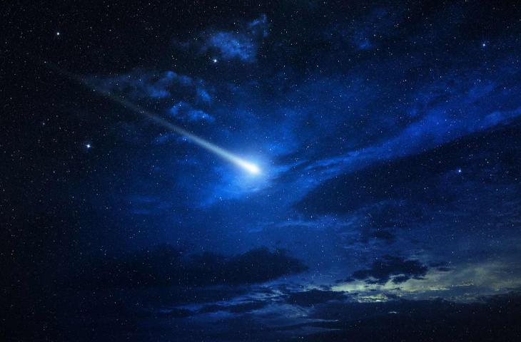 Acqua in Cometa Interstellare – In a Bottle