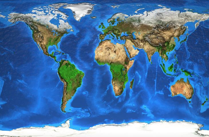 Ue e Google mappano le acque di superficie