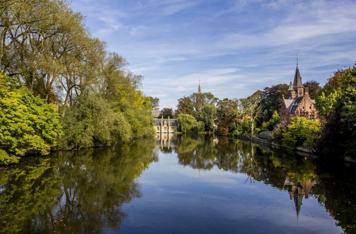 Vallonia, la regione belga immersa nel verde della Natura e nel blu delle acque - In a Bottle