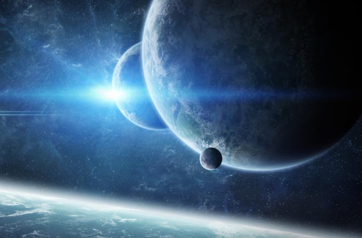 Tracce di Vapore Acqueo su un Pianeta di un Altro Sistema Solare – In a Bottle