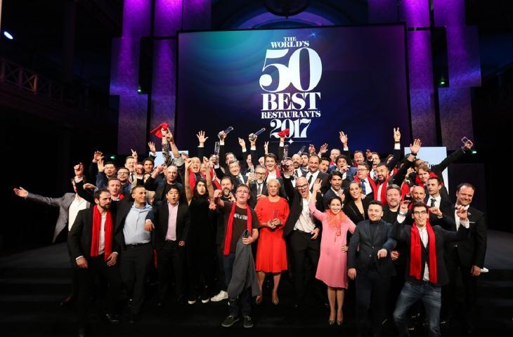 World's 50 Best Restaurant: la corona a Humm