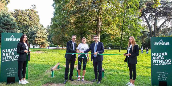 Levissima and the Municipality of Milan together to promote a virtuous link between sports and sustainability - In a Bottle