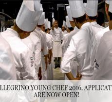 Al via la seconda edizione del contest S.Pellegrino Young Chef 2016