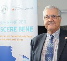 Umberto Solimene, educare all'idratazione è una scelta strategica per promuovere il benessere