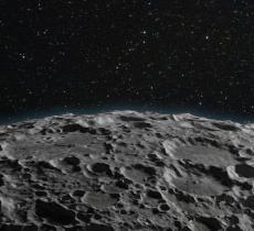 L'aumento di acqua sulla Luna permetterà di abitare il satellite - In a Bottle