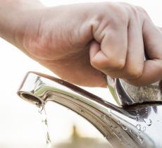 Acqua: in estate italiani poco attenti al risparmio idrico