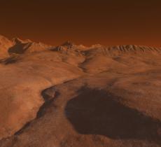 Acqua su Marte: potrebbe permettere la vita – In a Bottle