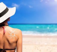 Estate, i consigli per avere una pelle sana e abbronzata - In a Bottle