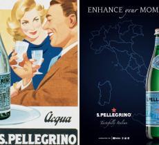 Al via le celebrazioni per i 120 anni di S.Pellegrino - In a Bottle