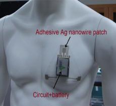 Arriva il sensore indossabile che monitora l'idratazione