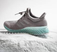 """Arrivano le sneaker in """"plastica di oceano"""" stampate in 3d_alt tag"""