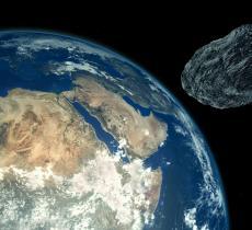 Asteroidi terrestri ricchi d'acqua individuati da missioni spaziali – In a Bottle