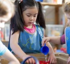 Attività acquatiche a scuola per migliorare l'apprendimento - In a Bottle