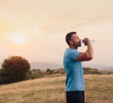 Caldo e rischio disidratazione: alcuni consigli utili