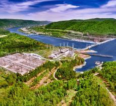 Cambiamenti climatici: a rischio la produzione elettrica