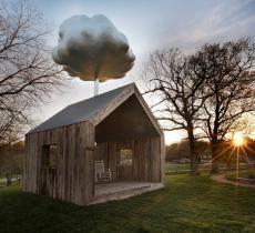 Cloud House: la casa che fa piovere a richiesta