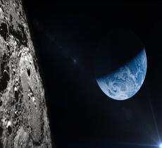 Completata la mappatura dell'acqua sulla luna
