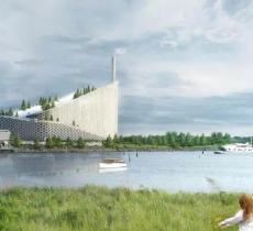Con Amager Bakke in Danimarca il 2018 sarà più green