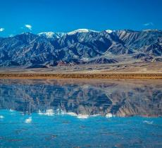 Lago temporaneo nella Death Valley: la spiegazione scientifica – In a Bottle