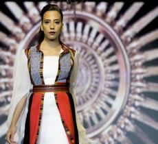 Designer palestinesi e la moda che nasce dal riciclo
