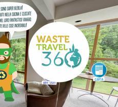Waste Travel 260°: Realtà Virtuale per Riciclare i Rifiuti - In a Bottle