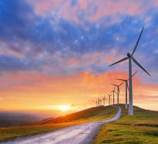 L'energia solare ed eolica ridurranno del 97% il consumo di acqua nella generazione di elettricità - In a Bottle