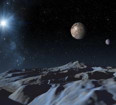 Esistenza di acqua su Plutone: arrivano nuove prove
