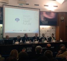 Sanpellegrino presenta un nuovo stabilimento in Lazio