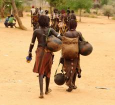 Etiopia, ecco come un pozzo d'acqua porta benefici alt_tag