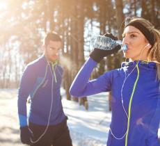 Perché in inverno avvertiamo meno sete? alt_tag