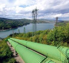 Mancanza d'acqua, in arrivo forti cali di produzione elettrica alt_tag