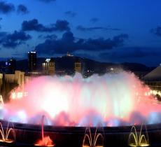 Fuente Magica: la fontana che incanta Barcellona