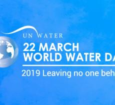 World Water Day 2019 per riflettere sull'importanza dell'acqua – In a Bottle