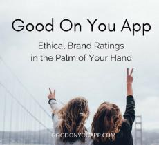 """Good on You"", arriva l'app per indossare abiti sostenibili"