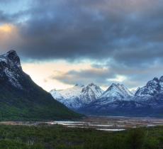 I cambiamenti climatici prosciugano anche le Ande_alt tag