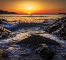 I suoni dell'acqua diminuiscono lo stress