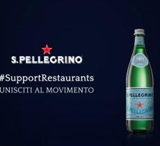 #SupportRestaurants, la campagna di S.Pellegrino a favore degli chef del mondo - In a Bottle