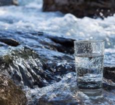Il gusto dell'acqua dipende dal suo viaggio
