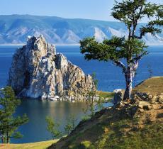 Il lago Baikal è il bacino di acqua dolce più antico del mondo