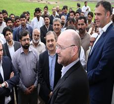 In Pakistan un progetto per dare acqua potabile alla popolazione_Tag Alt
