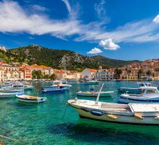 Viaggio virtuale nell'isola di Sant'Andrea - In a Bottle