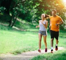 Pasqua: jogging e corretta idratazione alleati per rimettersi in forma - In a Bottle