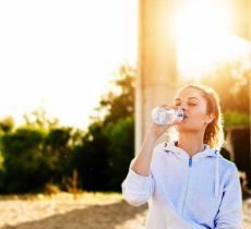 Le 10 cause di disidratazione più sorprendenti
