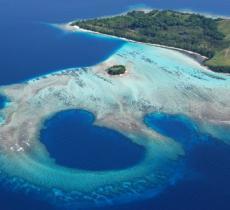 L'erosione fa scomparire 5 atolli delle Isole Salomone_alt tag
