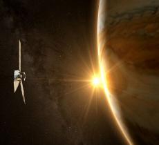 L'errore della sonda Galileo: su Giove c'è più acqua del previsto - In a Bottle