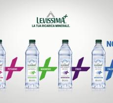 Arriva Levissima+ Pro Bones, l'acqua con più calcio - In a Bottle