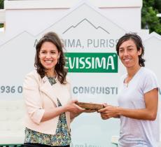 Levissima premia Francesca Schiavone quale emblema degli EveryDay Climbers del tennis italiano