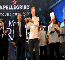 Il S.Pellegrino Young Chef 2015 è l'irlandese Mark Moriarty