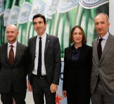 Maurizio Martina: S.Pellegrino azienda virtuosa del Made in Italy