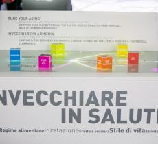 Expo: una mostra interattiva spiega l'importanza dell'idratazione